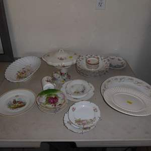 Lot # 550  - Lot Of Miscellaneous Vintage China