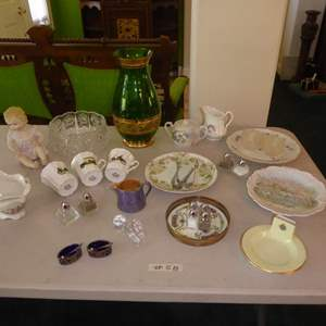Lot # 58 - Glass Plates, Collectible Plates & More
