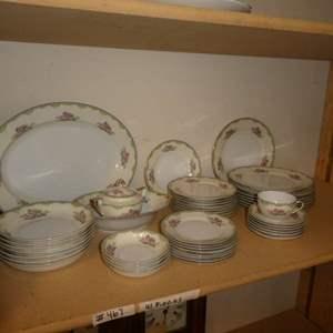 "Lot # 467 - Vintage Noritake ""Ostrand"" China (40 PCS)"