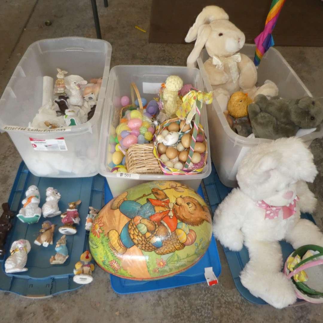 Lot # 501  - Easter Lot  (main image)