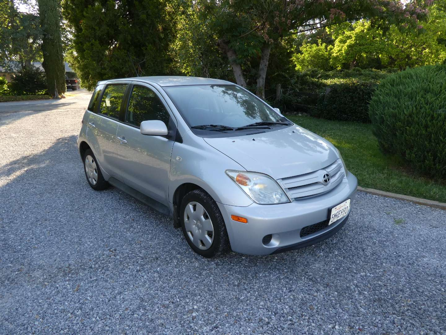 Lot # 83 - 2005 Toyota Scion XA - Low Miles 117,953 Smogged & Registered