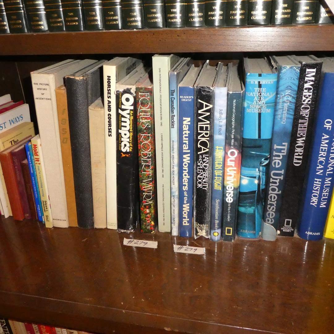 Lot # 279 - Assorted Books