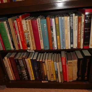 Lot # 283 - Variety of Horse Informational Books