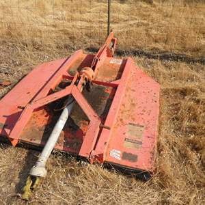 """Lot # 127 - 52"""" Mower Deck - 3 Point Hitch"""