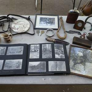 Lot # 137 - Antique & Vintage Western Collectible Lot & Old Photos