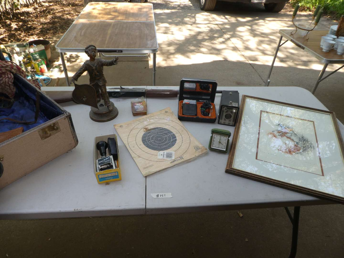 Lot # 151 - Nice Old Western Print & Collectibles (main image)