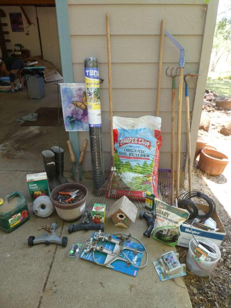 Lot # 159 - Gardening Lot (main image)