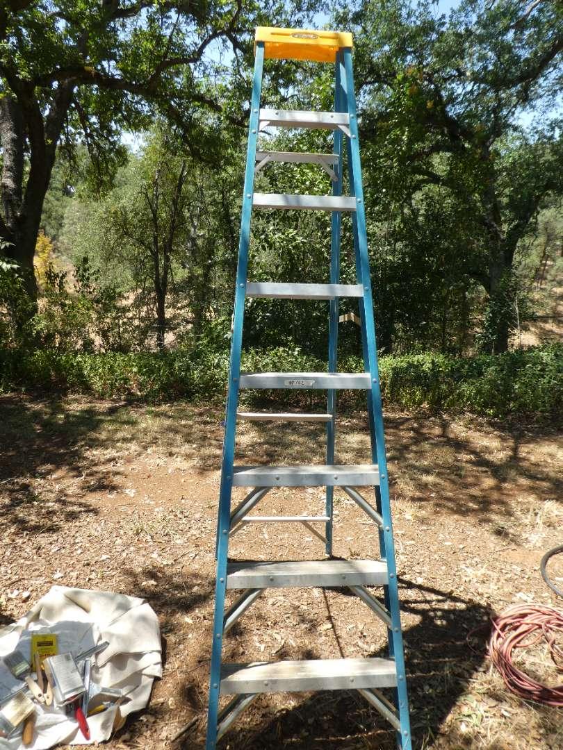 Lot # 162 - 8'ft Werner Ladder  (main image)