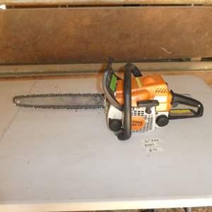 Lot # 16 - Stihl Chainsaw (MS170)