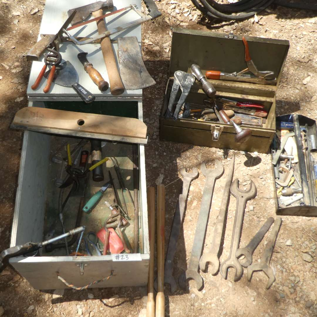 Lot # 23 -  Miscellaneous Tool Lot!  (main image)