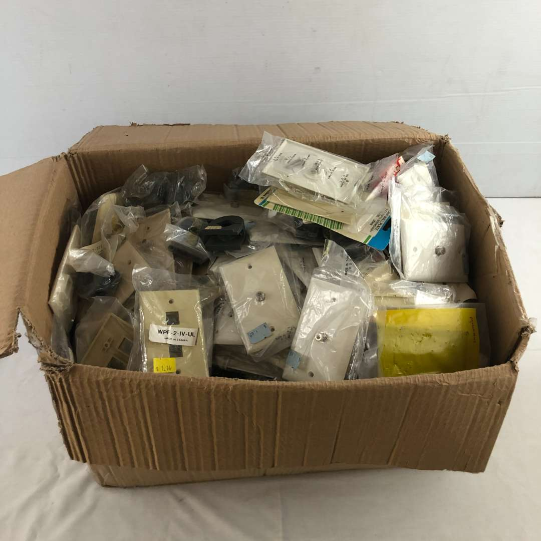 Lot # 36 - Huge Lot of NOS Items (main image)