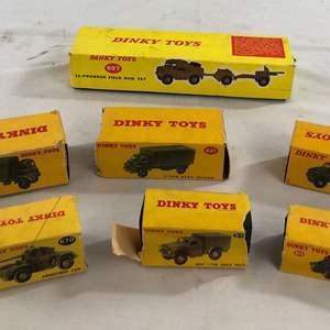 Lot # 41 - Vintage Dinky Toys