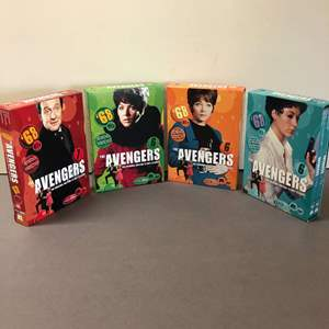 Lot # 25 - AVENGERS DVD Collection