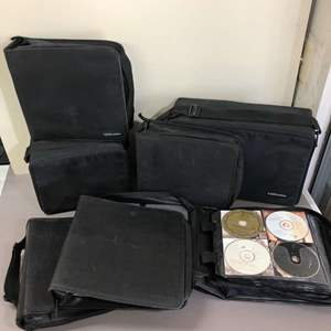 Lot # 26 - Large collection of CDs (in cases) - 90+ CDs