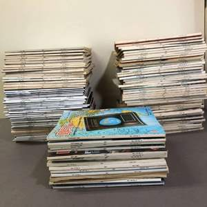 Lot # 27 - QST Magazines - Over 100 issues