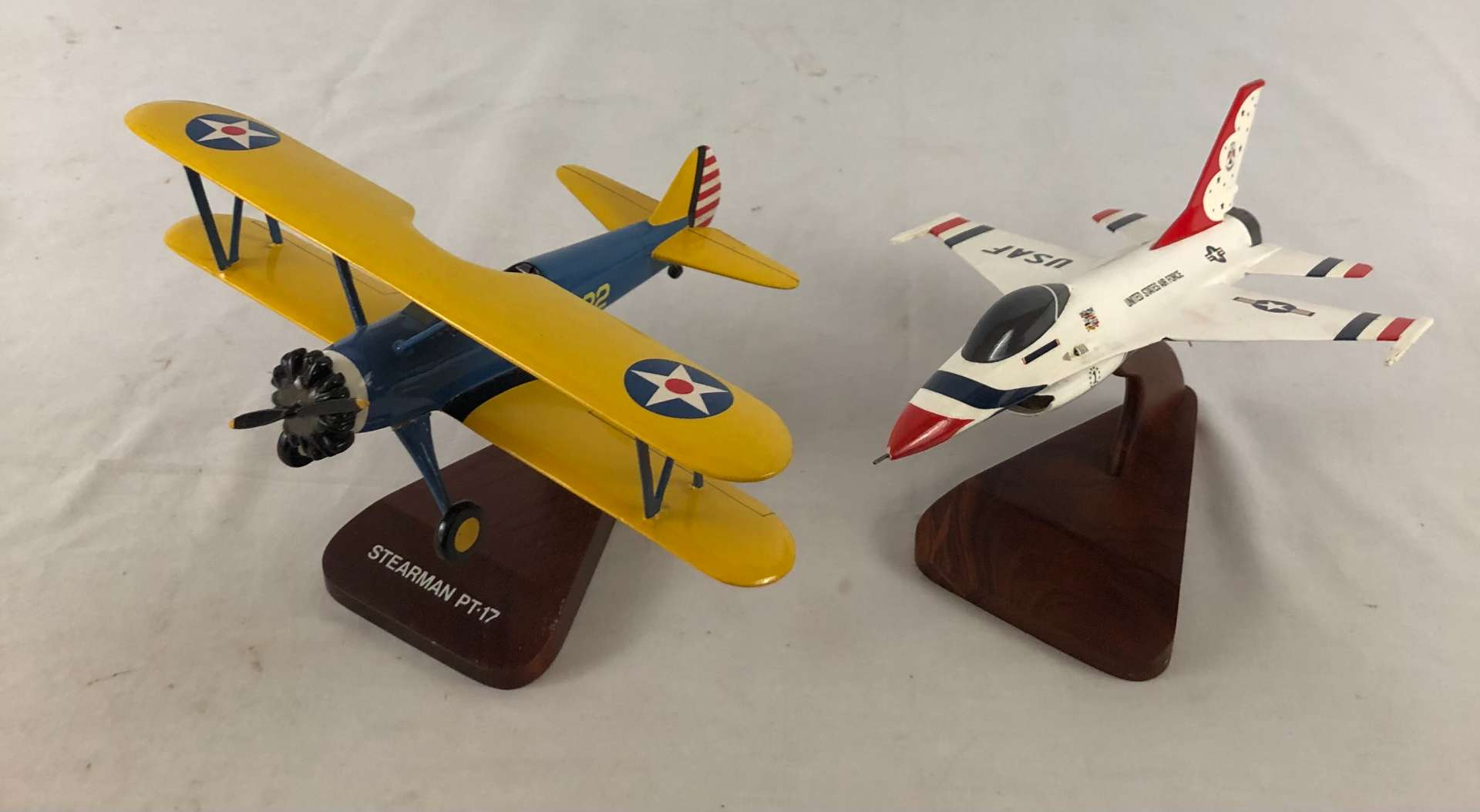 Lot # 151 - Two Model Planes (main image)