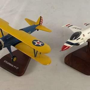 Lot # 151 - Two Model Planes