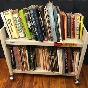 Lot # 156 - Large Lot of Household and Craft Books