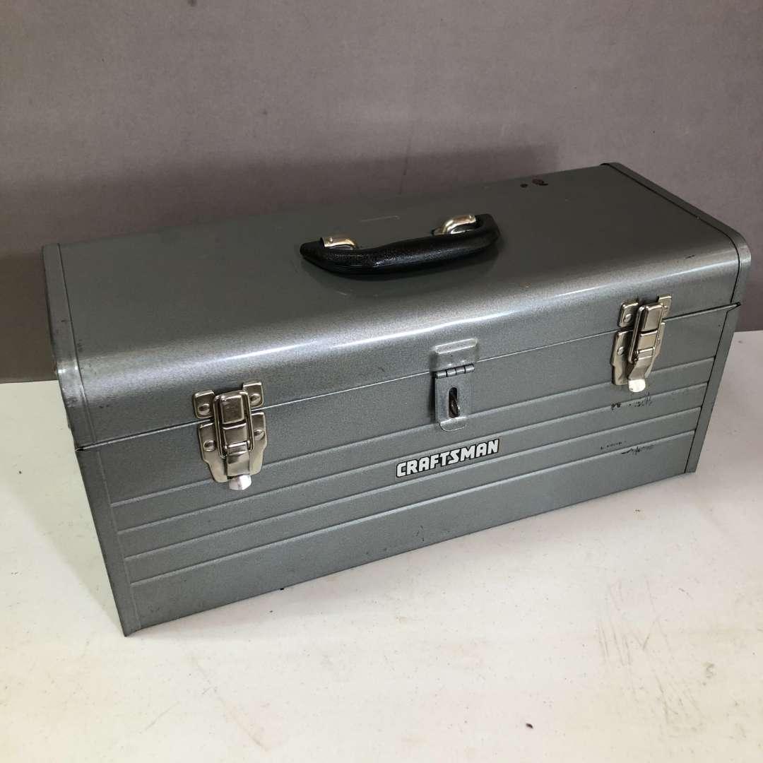 Lot # 171 - Craftsman Toolbox (main image)