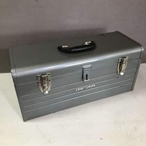Lot # 171 - Craftsman Toolbox