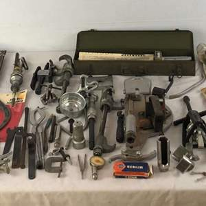 Lot # 185 - Large Lot of Various Automotive Tools