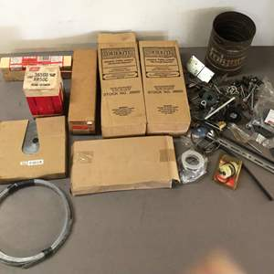 Lot # 254 - Lot of Various Items