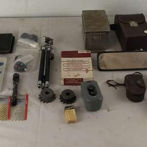 Lot # 259 - Lot of Various Items