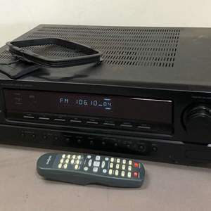 Lot # 274 - Insignia AM/FM Stereo Receiver NS-R2000