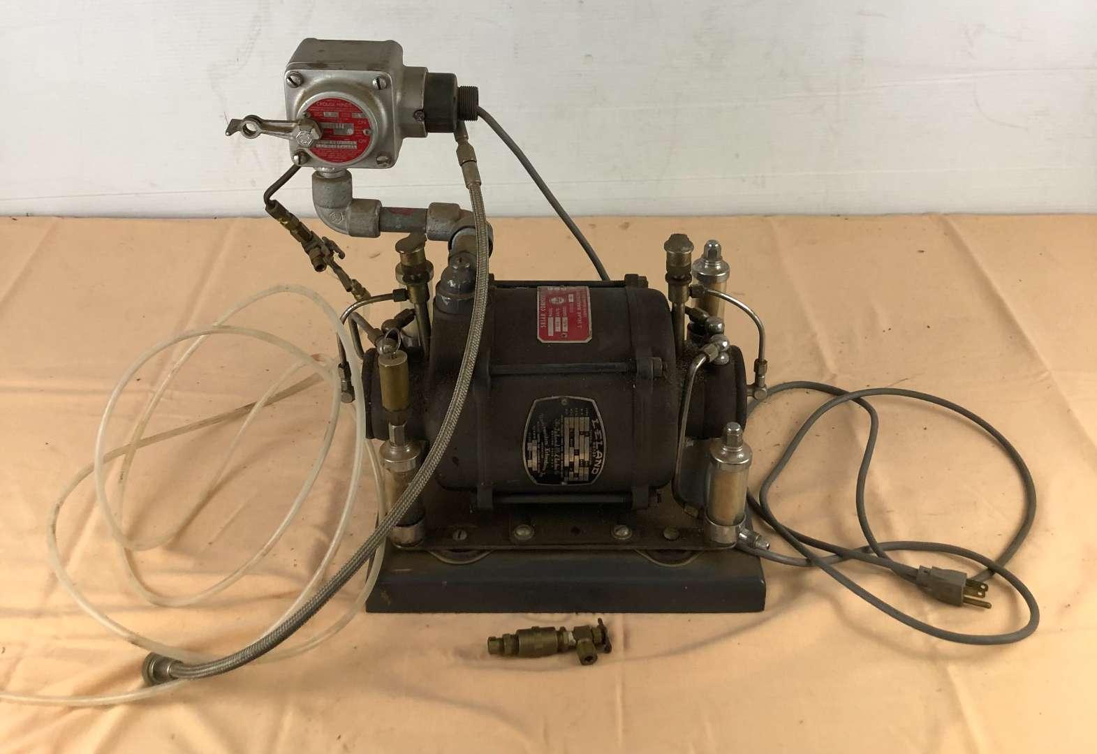 Lot # 281 - Sklar Compressor Unit Model 100-70 (main image)