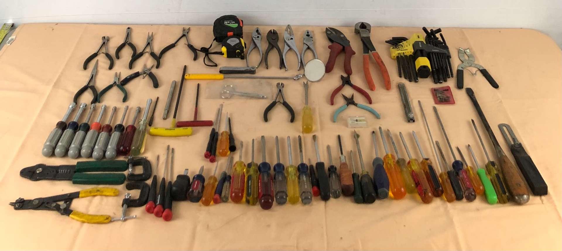 Lot # 285 - Large Lot of Various Tools (main image)