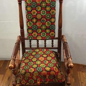 Lot # 291 - Antique Rocking Chair