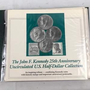 Lot # 31 - Half Dollar Collection JFK