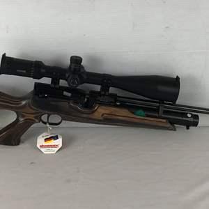 Lot # 53 - Weihrauch High End Pellet Air Gun
