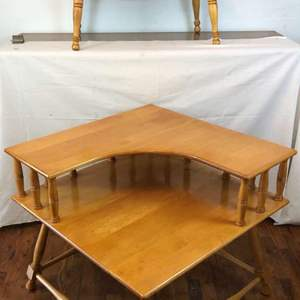 Lot # 94 - 2 Mid-Century End Tables