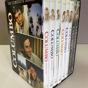 Lot # 97 - Columbo The Complete Series DVD Set
