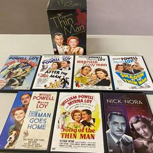 Lot # 106 - The Complete Thin Man Collection DVD Set