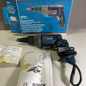 Lot # 115 - Bosch B6950 Drywall Driver