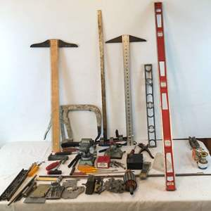 Lot # 192 - Lot of Various Tools and Parts