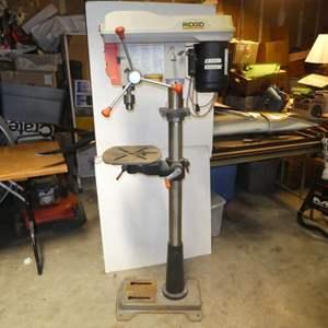Lot # 206 -  Ridgid Drill Press (Model DP15500)