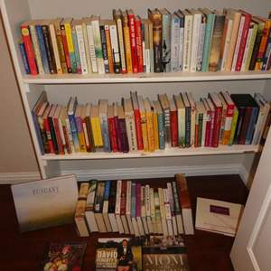 Lot # 88 - Various Self Help, Religious, Political & Other Books