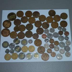 Lot # 17 - Misc. Collectible Coins