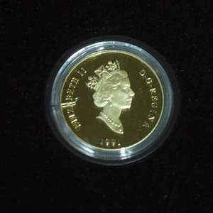 Lot # 46 - 1991 - Royal Canadian Mint - $100 Gold Coin 58.3% Gold, 0.47 oz