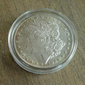 Lot # 70 -1888-S, US Morgan Silver Dollar - Very Rare