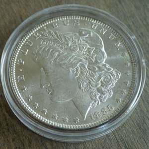 Lot # 98 - 1885 Morgan Silver Dollar