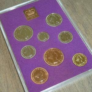 Lot # 120 - 1970 Coins of Great Britain and Northern Ireland - 8 pc