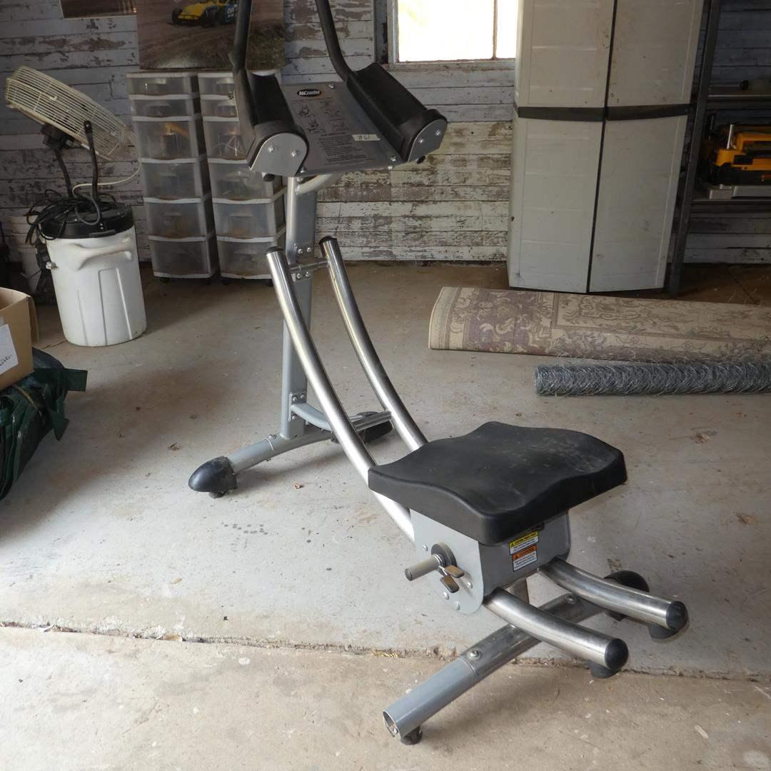 Lot # 61 - AbCoaster Ab Exercising Machine CS 1000 (main image)