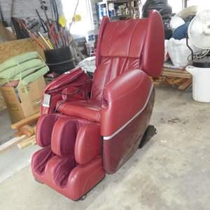 Lot # 72 - Best Massage Full Body Electric Massage Chair Model BM -EC77
