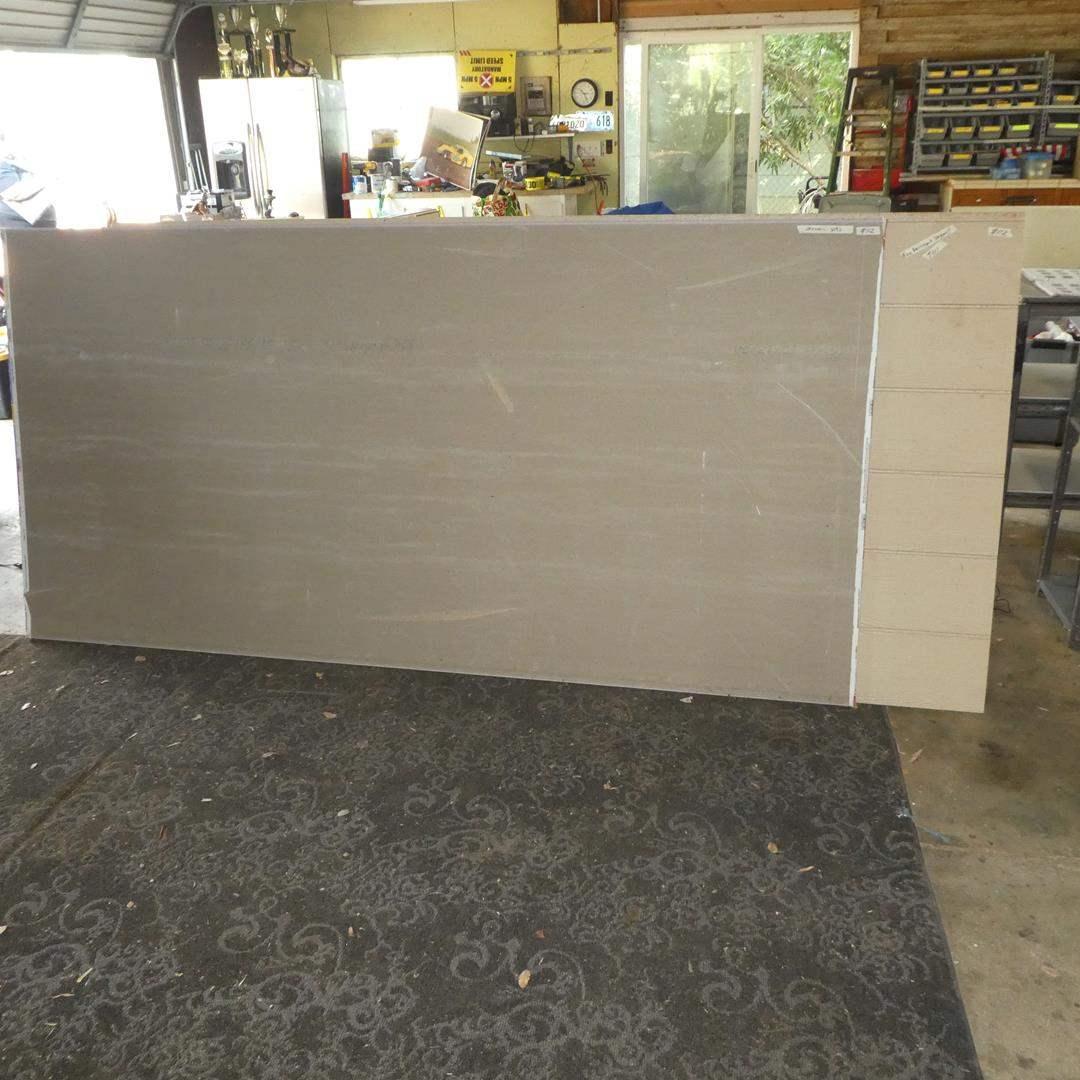 Lot # 112 - Drywall & T1-11 Siding (main image)