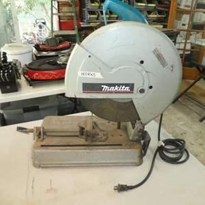 Lot # 163 - Makita Cut-Off-Saw (Model 2414B)