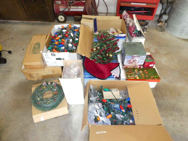 Lot # 270 - Christmas Lot!  (main image)